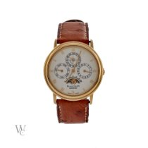 Blancpain Yellow gold Automatic 34mm pre-owned