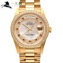 Rolex 18348 Yellow gold 1996 36mm pre-owned