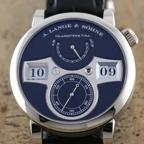 A. Lange & Söhne White gold 41.9mm Manual winding 140.029 pre-owned United Kingdom, London