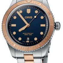 Oris Divers Sixty Five 01 733 7707 4355-07 8 20 17 new