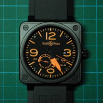 Bell & Ross BR01-97 LE Orange 1 of 250