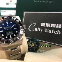 勞力士 (Rolex) Cally - 116660 D-BLUE Sea Dweller Deep Sea Blue...