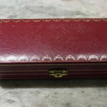 Cartier vintage red leather box for pen newoldstock