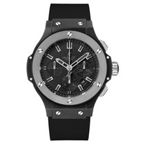 Hublot Big Bang Ice Bang 44mm Automatic Ceramic Mens Watch...