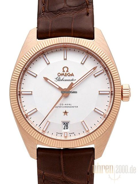 Koupě hodinek Omega Červené zlato  66333ad9374