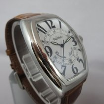 Paul Picot Firshire gebraucht 49mm Leder
