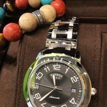 Hermès Acciaio 39mm Automatico CP2.810.230/4964 nuovo Italia, SORA