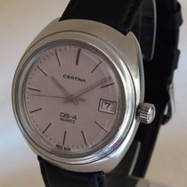 Certina DS-4    Vintage; very early quartz