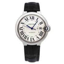 Cartier Ballon Bleu 42mm new Automatic Watch with original box and original papers W69016Z4