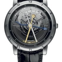 Ulysse Nardin CLASSIC TRILOGY Astronomical Watch DIal Grey,...