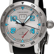 Chronoswiss Steel 44mm Automatic CH-8143-WH new United States of America, New York, Greenvale