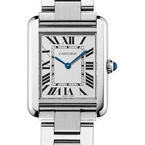 Cartier Tank Solo Kleines Modell