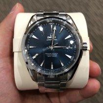 Omega Seamaster Aqua Terra Master Co Axial Blue