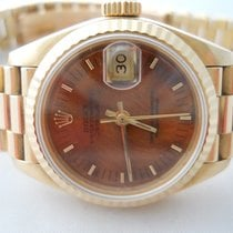 Rolex DADY REF.69178 WOOD DIAL WHITH PAPER