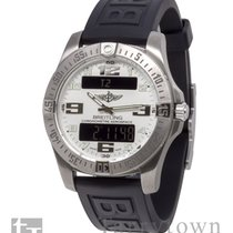 Breitling Aerospace EVO pre-owned 43mm White Rubber