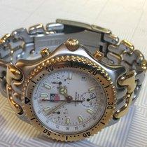 TAG Heuer Sport Elegance Chronograph  CG1120-0 + bracelet...