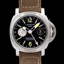 Panerai Luminor GMT Automatic Steel 44mm Black United States of America, California, San Mateo