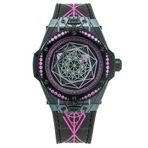 Hublot Big Bang Sang Bleu Ceramic 39mm Black United Kingdom, London