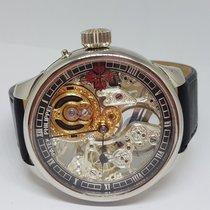 Patek Philippe Skeleton Marriage Wristwatch