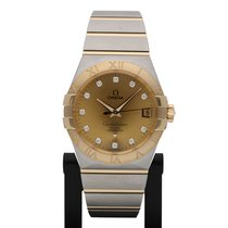 Omega Constellation Men 123.20.38.21.58.001 - 12320382158001 2020 nuevo