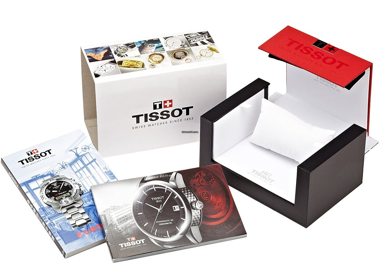 Tissot Prc 200 Powermatic 80 T0554301105700 For 679 Sale Mens Black From A Seller On Chrono24