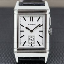 Jaeger-LeCoultre 46.8mm Manual winding Grande Reverso Ultra Thin Duoface White