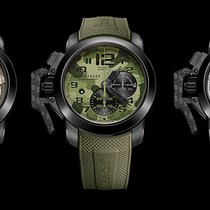 Graham Automatic 2019 new Chronofighter (Submodel)
