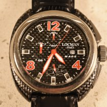 Locman 47mm Quartz 2008 pre-owned