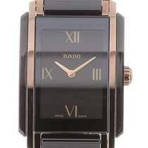 Rado Integral Steel 33mm Black