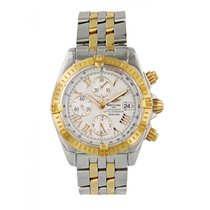 Breitling Chronomat Evolution Steel 44mm White United States of America, New York, New York