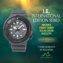 Seiko Solar SNE537P1 new