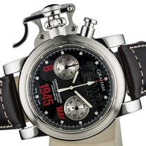 Graham Chronofighter 2CFBS.S01A.L30B 2010 pre-owned