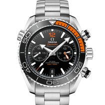 Omega Seamaster Planet Ocean Chronograph 215.30.46.51.01.002 2019 new