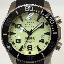 Terra Cielo Mare Steel 49mm Automatic TC7034AC3PA/0177 pre-owned United States of America, California, Cerritos