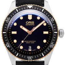 Oris Divers Sixty Five 01 733 7707 4354-07 4 20 18 2020 neu