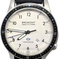 Bremont Boeing 1 BB1/SS/WH occasion