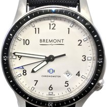 Bremont Boeing 1 BB1/SS/WH pre-owned