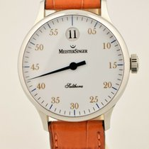 Meistersinger Steel 40mm Automatic Salthora pre-owned United States of America, Washington, Bellevue