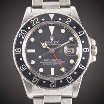 Rolex GMT-Master Steel