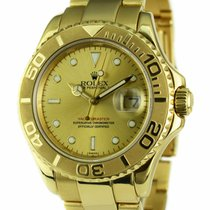 Rolex Yacht-Master 40 pre-owned 40mm Gold Yellow gold