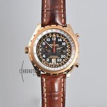 Breitling Chrono-Matic (submodel) Rotgold 44mm Schwarz