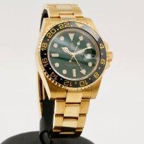 Rolex Or jaune 40mm Remontage automatique 116718LN nouveau