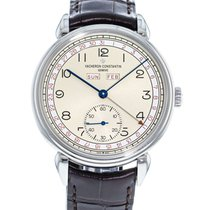 Vacheron Constantin Historiques Steel 40mm Silver United States of America, Georgia, Atlanta