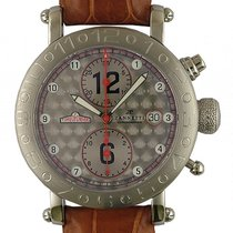 Zannetti Time of Drivers Racing Edition Argenté Chronograph...