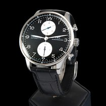 IWC portugieser steel automatic chrono