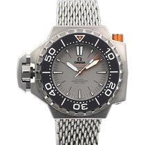 Omega Seamaster PloProf Titanium 55mm Grey