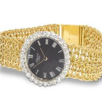 Chopard 4009 Very good Yellow gold 27mm Manual winding