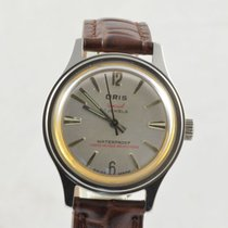 Oris Herren Uhr Vintage Handaufzug 34mm Schöner Zustand...
