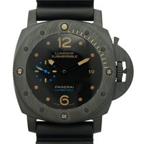 Panerai Luminor Carbon Fiber Black Automatic PAM00616