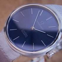 Omega Constellation 1970s Men's Swiss Made Quartz Stainles...